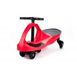 Jeździk dwuosobowy Swing Car ST-PC268A (czerwony)